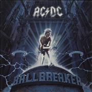 Click here for more info about 'AC/DC - Ballbreaker - VG'