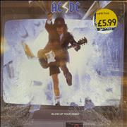 Click here for more info about 'AC/DC - Blow Up Your Video - 2nd - Opened shrink'