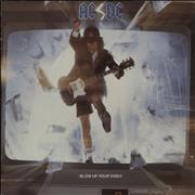 Click here for more info about 'AC/DC - Blow Up Your Video - Promo Stickered'