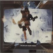 Click here for more info about 'AC/DC - Blow Up Your Video - Sealed'