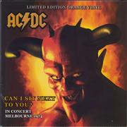 Click here for more info about 'AC/DC - Can I Sit Next To You? In Concert Melbourne 1974'