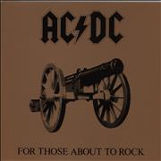 Click here for more info about 'AC/DC - For Those About To Rock We Salute You'