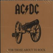 Click here for more info about 'AC/DC - For Those About To Rock (We Salute You) - Sealed'