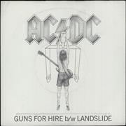 Click here for more info about 'AC/DC - Guns For Hire'