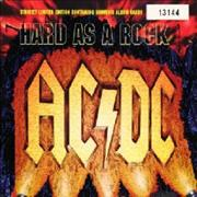 Click here for more info about 'AC/DC - Hard As A Rock - Digipak + Cards'