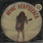 Click here for more info about 'AC/DC - Heatseeker - Stained'