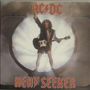 Click here for more info about 'AC/DC - Heatseeker - Solid'