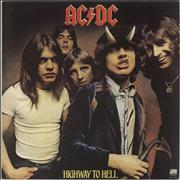 Click here for more info about 'AC/DC - Highway To Hell - EX'