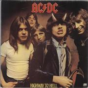 Click here for more info about 'AC/DC - Highway To Hell - P/S - EX'