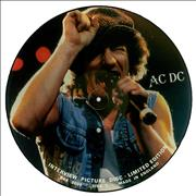 Click here for more info about 'AC/DC - Interview Picture Disc'