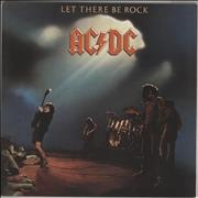 Click here for more info about 'AC/DC - Let There Be Rock - 180gm'