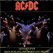 Click here for more info about 'AC/DC - Let's Get It Up'