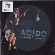 Click here for more info about 'AC/DC - Live In Nashville August 8th 1978'