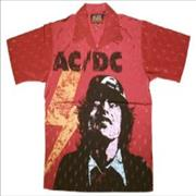 Click here for more info about 'AC/DC - Lock Up Your Daughter XL Club Shirt'