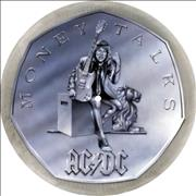 Click here for more info about 'AC/DC - Money Talks + Flyer'