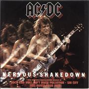Click here for more info about 'AC/DC - Nervous Shakedown'
