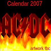 Click here for more info about 'AC/DC - Official Calendar 2007'