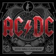 Click here for more info about 'AC/DC - Official Calendar 2010'