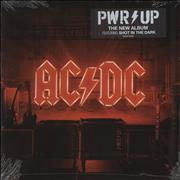 Click here for more info about 'AC/DC - PWR/UP - 180 gm Silver vinyl - Sealed'