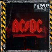Click here for more info about 'AC/DC - Power Up - Light Box'