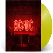 Click here for more info about 'AC/DC - Power Up - Yellow Vinyl - Sealed'