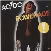 Click here for more info about 'AC/DC - Powerage - Barcoded sleeve'