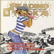 Click here for more info about 'The Reading Festival - Reading Rock '76'
