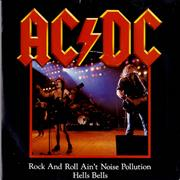 Click here for more info about 'AC/DC - Rock And Roll Ain't Noise Pollution - P/S'