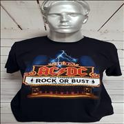Click here for more info about 'AC/DC - Rock Or Bust - One Night Only - T-Shirt - Large'