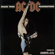 Click here for more info about 'AC/DC - Shake Your Foundations'