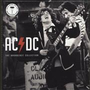 Click here for more info about 'AC/DC - The Broadcast Collection - Clear Vinyl'