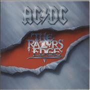 Click here for more info about 'AC/DC - The Razors Edge - EX'