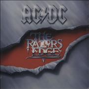 Click here for more info about 'AC/DC - The Razors Edge - Record Club - Sealed'