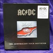 Click here for more info about 'AC/DC - The Razor's Edge Tour Box - Complete'