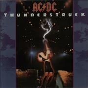 Click here for more info about 'AC/DC - Thunderstruck - Poster Sleeve'