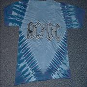 Click here for more info about 'AC/DC - Tie-Dye T-Shirt'