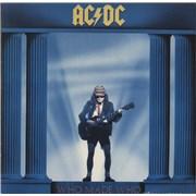 AC/DC Who Made Who - EX UK vinyl LP