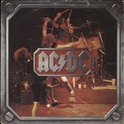 Click here for more info about 'AC/DC - Whole Lotta Rosie - P/S - EX'
