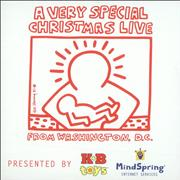 Click here for more info about 'A&M Records - A Very Special Christmas Live'