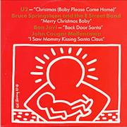 Click here for more info about 'A&M Records - A Very Special Christmas Sampler'