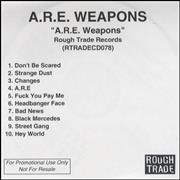 Click here for more info about 'A.R.E. Weapons - A.R.E. Weapons'