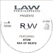 Click here for more info about 'ATOM - Sea Of Beats (Law Records)'