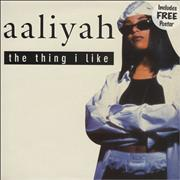 Click here for more info about 'Aaliyah - The Thing I Like'