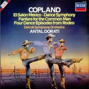 Click here for more info about 'Aaron Copland - El salon Mexico, Fanfare for the Common Man, etc...'