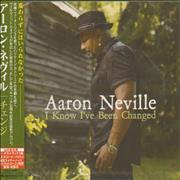 Click here for more info about 'Aaron Neville - I Know I've Been Changed - Sealed'