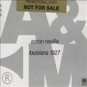 Click here for more info about 'Aaron Neville - Louisiana 1927'