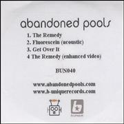 Click here for more info about 'Abandoned Pools - The Remedy'