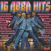 Click here for more info about 'Abba - 16 Abba Hits - Record Club'