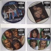 Click here for more info about 'Voulez Vous - 2019 Picture Disc Singles Set'