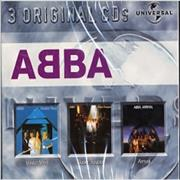 Click here for more info about 'Abba - 3 Original CDs - Voulez, Super t & Arrival'